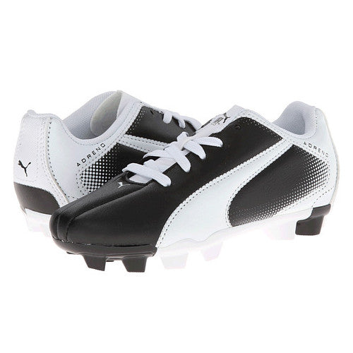 Puma Adreno FG JR Black White Color Way 4.5