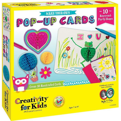 Creativity Make Your Own Pop Up Cards