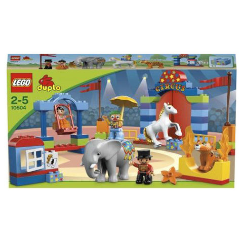 Duplo My First Circus