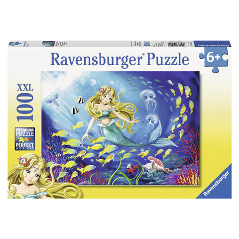 Ravensburger 100pc Little Mermaid