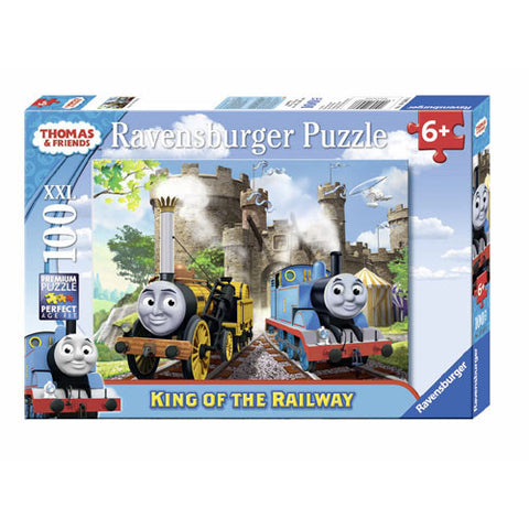 Ravensburger 100pc King of the Railway