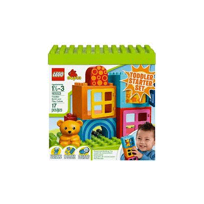 Duplo Toddler Build and Pull Along