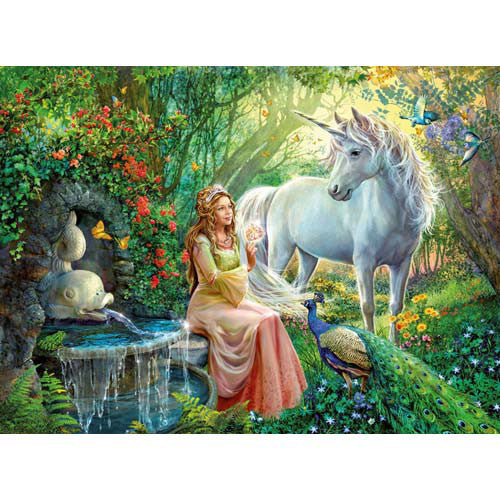 Ravensburger 100pc Princess Unicorn