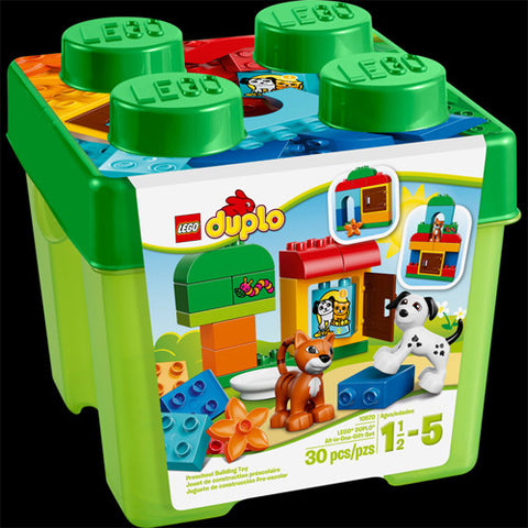 Duplo All in One Gift Set