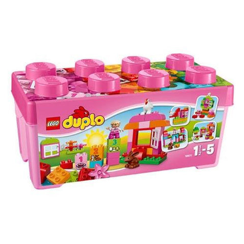Duplo All in One - Pink- Box of Fun