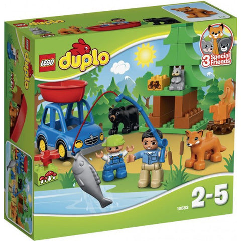 Duplo Friends Forest: Fishing Trip