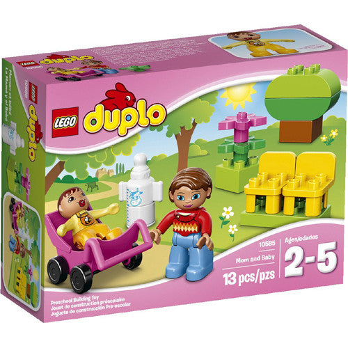 Duplo Twn Mom and Baby