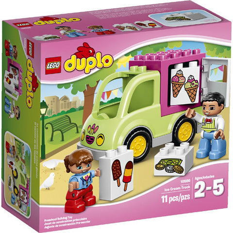 Duplo Twn Ice Cream Truck