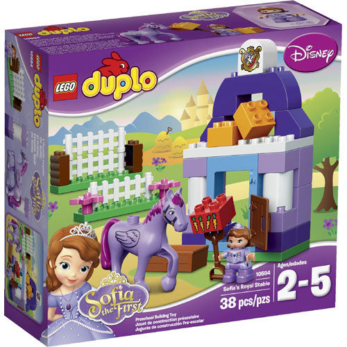 Duplo Sofia First Royal Stable