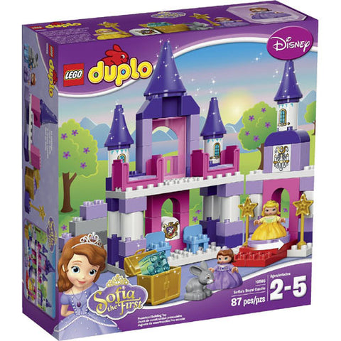 Duplo Sofia First Royal Castle