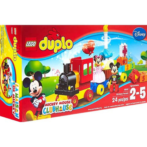 Lego Duplo Mickey & Minnie Birthday
