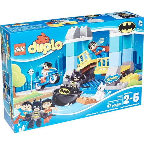Duplo SH Batman Adventure