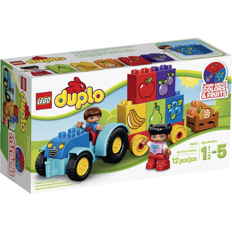 Duplo My Frist Tractor