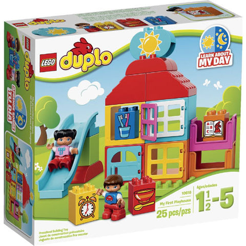 Duplo My First Playhouse