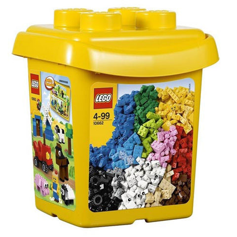 Lego Bricks- Creative Bucket