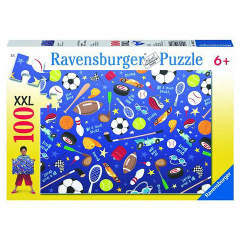 Ravensburger 100pc Sports Galore Puzzle