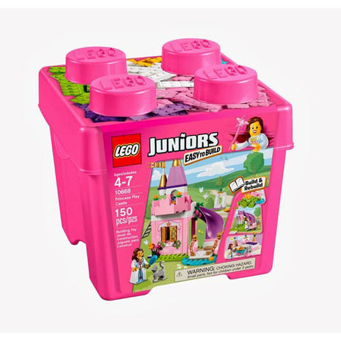 Lego Jr Princess Play Castle