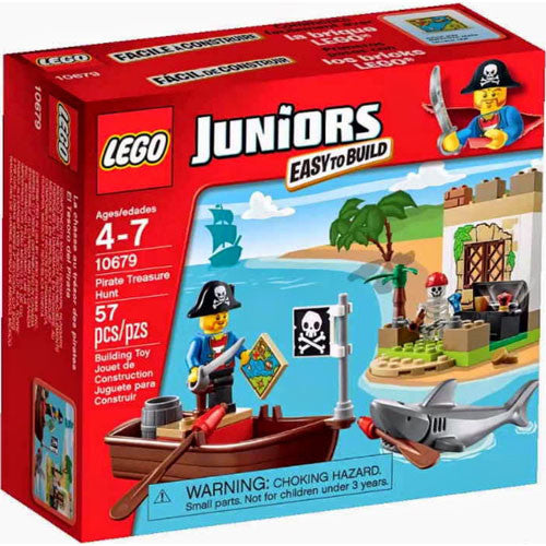 Lego JR Pirate Treasure Hunt
