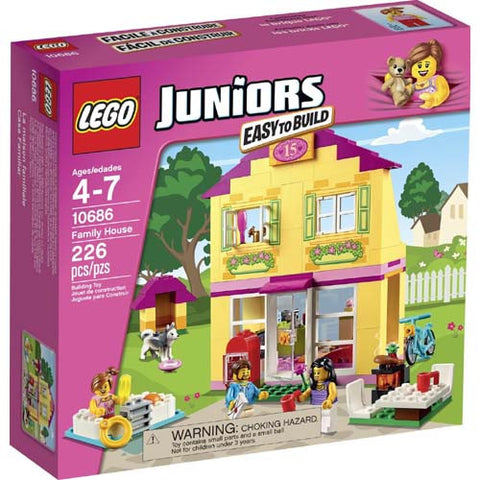 Lego JR Family House