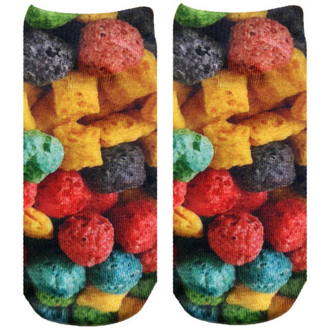 Living Royal Crunch Berries Ankle Socks