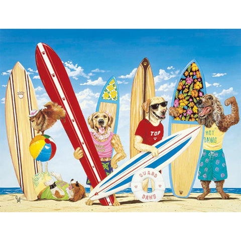 Ravensburger 100pc Surf Dawgs Puzzle