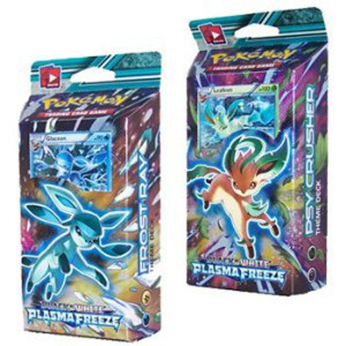 Pokemon Plasma Blast Theme Deck NEW