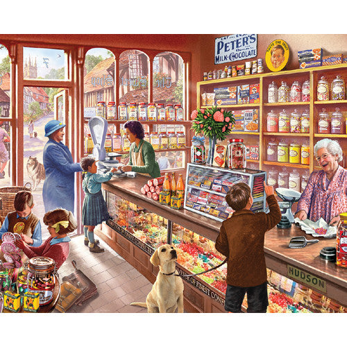 White Mountain Old Candy Store