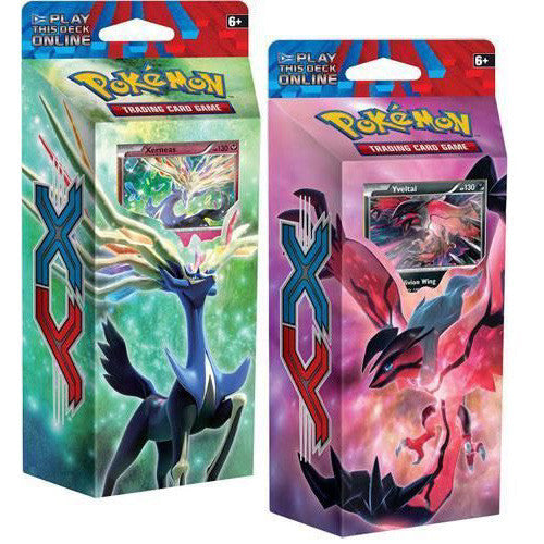R&M Pokemon XY 1 Theme Deck NEW