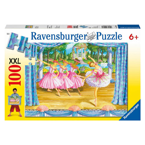 Ravensburger 100pc Ballet World