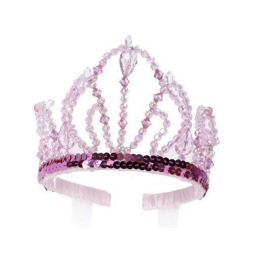 Creative Pink Beauty Tiara