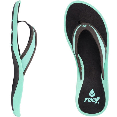 Reef Wos Movement Brown Aqua 8.0