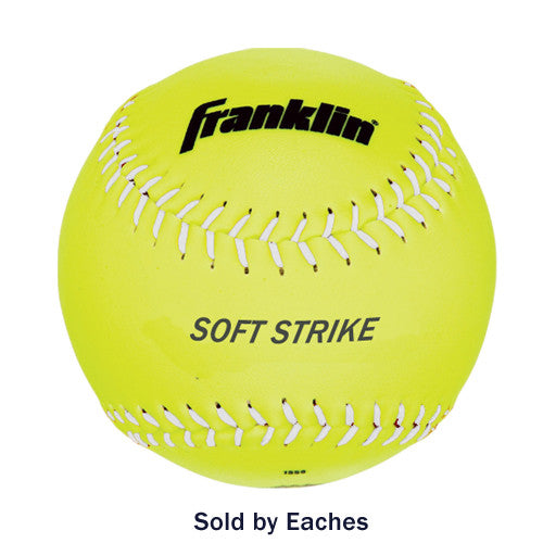 Franklin Softstrike Softball 11In Yellow