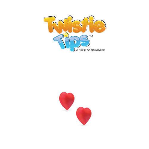 Twistie Tips Heart