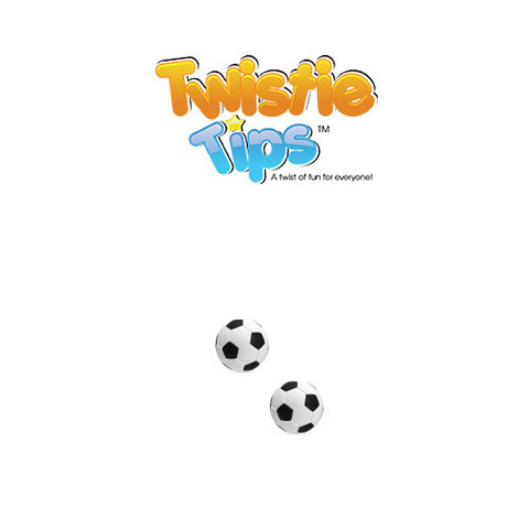 Twistie Tips Soccer Ball
