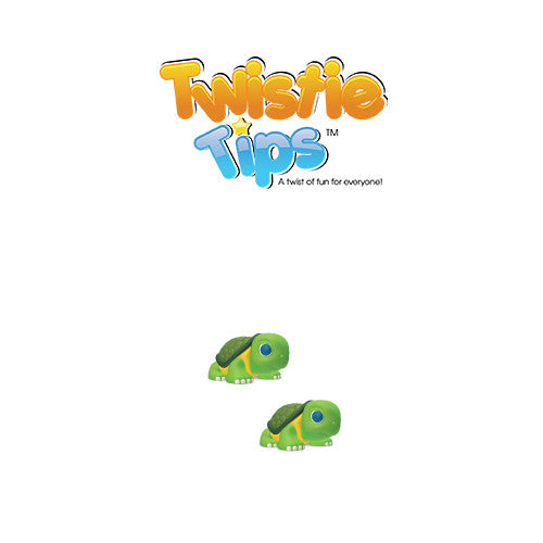 Twistie Tips Turtle