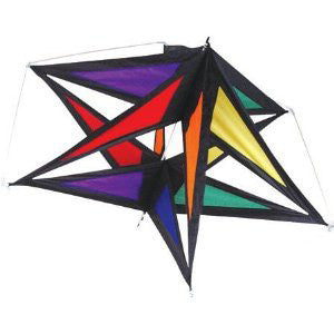 Premier Rainbow Astro Star Kite