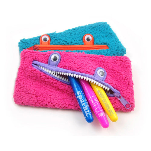 International Monster Mouth Pouches