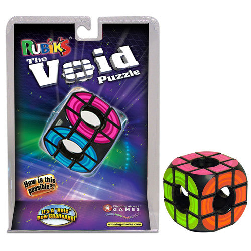 Winning Moves Rubik's The Void