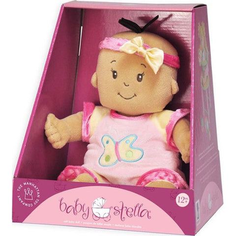 Manhattan Toy Baby Stella Beige