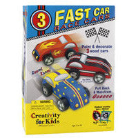 Creativity Fast Car Race Cars