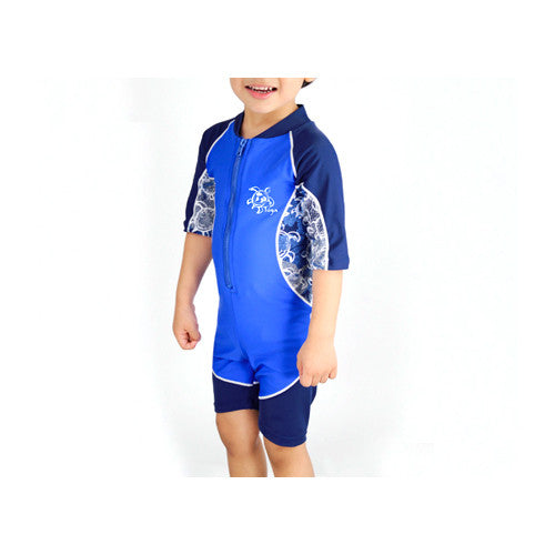Tuga Boys SS Low Tide Lapis 12-18 months