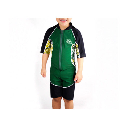 Tuga Boys SS Low Tide Malachite 6 Year