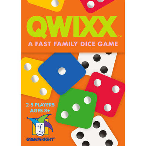 Gamewright Qwixx