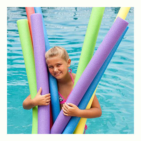 "Swimways Super Swim Noodle 55"" & 3 1/4"""