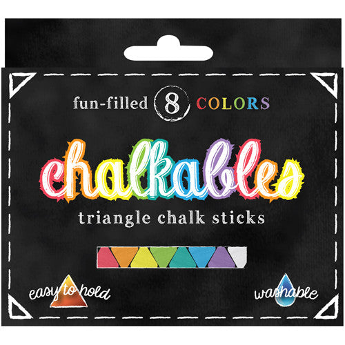 International Chalkables Triangular 8pc