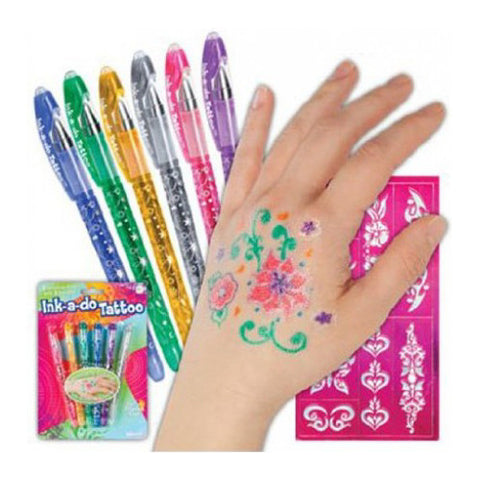 Toysmith Ink-a-do Tattoo Pens