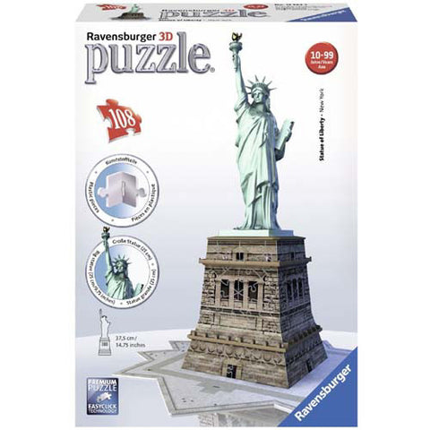 Ravensburger 106pc Statue of Liberty