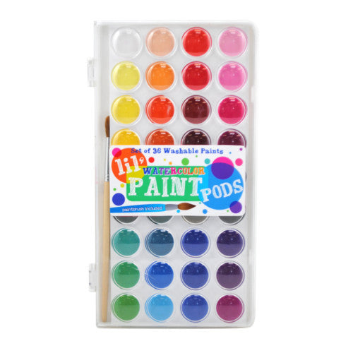 International Lil Paint Pods 36 Water Co