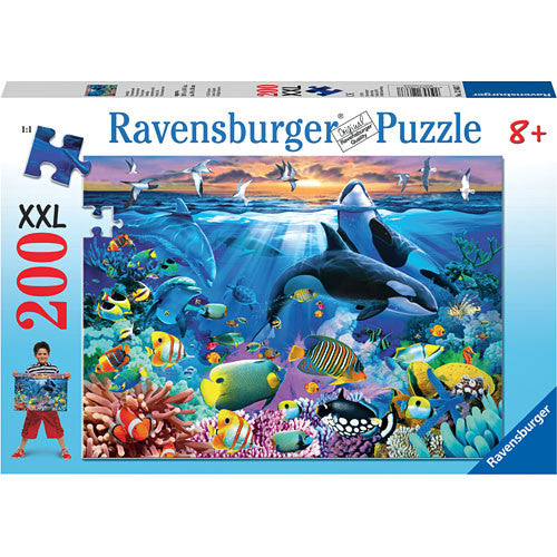 Ravensburger 200pc Oceanic Life Puzzle