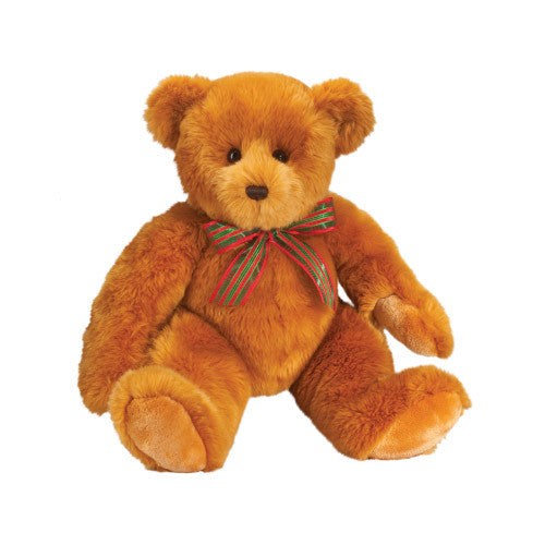 Douglas Theodore Holiday Bear w/Ribbon
